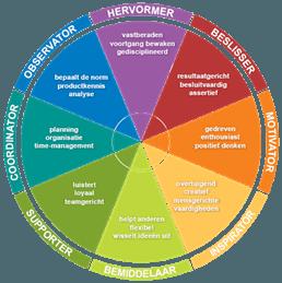 Kleurenmodel coaching voor professionals